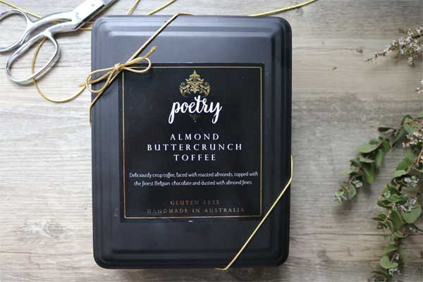 Poetry Fine Foods Signature Gift Tin